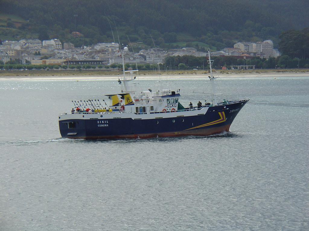 Eixil 034 caracter sticas del buque eixil c digo del - Viveros borrazas ...