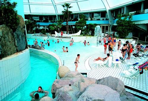 Hotel Belgique Piscine