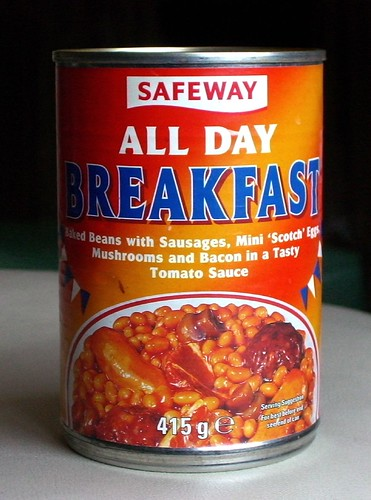 all day breakfast in a can | by janetgalore
