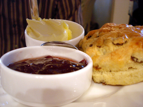 Buttery Tea Rooms Newent Afternoon Tea