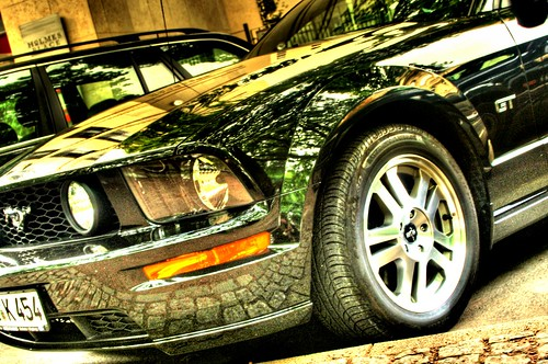 2006 Ford Mustang GT HDR | by Ozan™