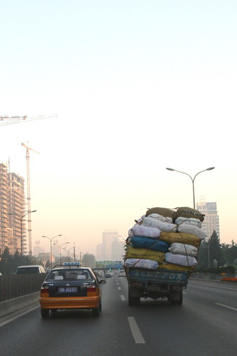 Overloaded chinese truck | by focajonathan