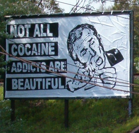 Not All Cocaine Addicts Are Beautiful | by Space Cadet Marko