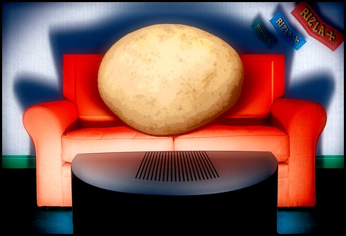 Potato Head Couch Potato For Adele Ps And The