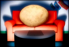 Potato Head - Couch Potato : ) | by oddsock