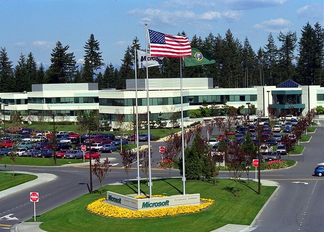photo microsoft office redmond washington. MicroSoft Headquarters 1 Microsoft Way Redmond WA | By Npkp0 Photo Office Washington M