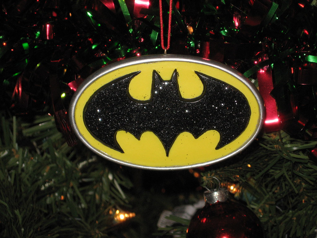 Batman christmas tree ornaments -  Weird Christmas Ornaments Batman By Dp_munger