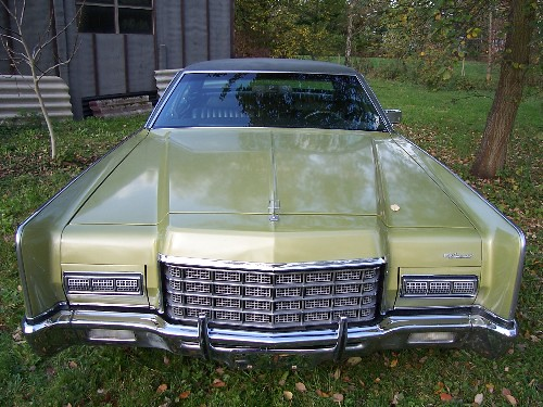 1972 Lincoln Continental Towncar 1972 Lincoln Continental Flickr