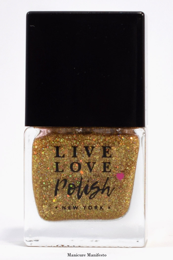 Live Love Polish Top Shelf Review