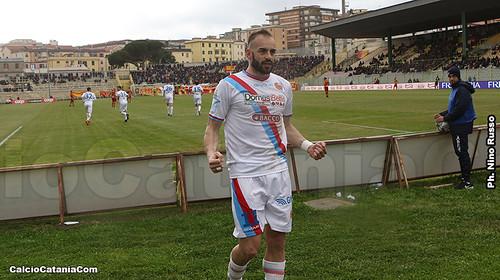 Catanzaro-Catania 0-4: poker firmato Barisic, Curiale, Ripa, Porcino. Lecce a -2!$