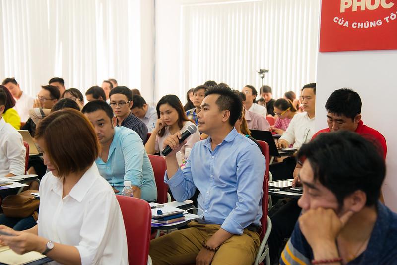 Chương trình đào tạo tối ưu các giải pháp Digital Marketing trong kinh doanh BĐS tại ERA Vietnam 12