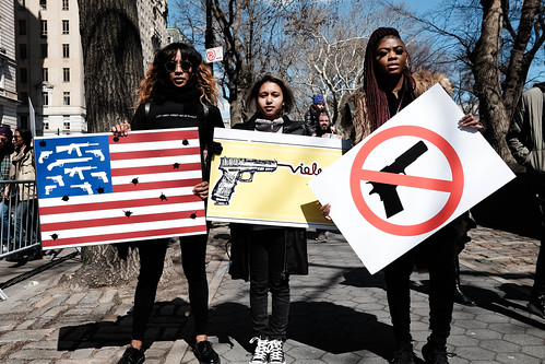 """March For Our Lives NYC"" 