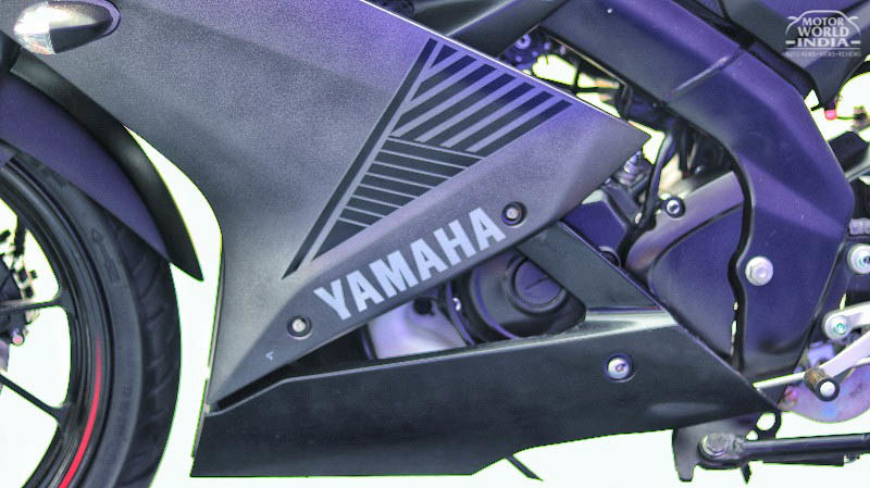 Yamaha R15 2018 | MotorWorldIndia MWI | Flickr
