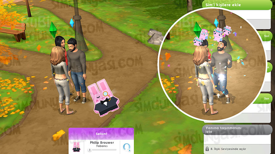 The Sims Mobile Izzy Fabulous Moda Atölyesi Etiket Yarışması Moda Cevherleri
