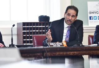Council Member Fernando Cabrera During the Sanitation and Solid Waste Management Hearing at City Hall--Credit John McCarten | by New York City Council