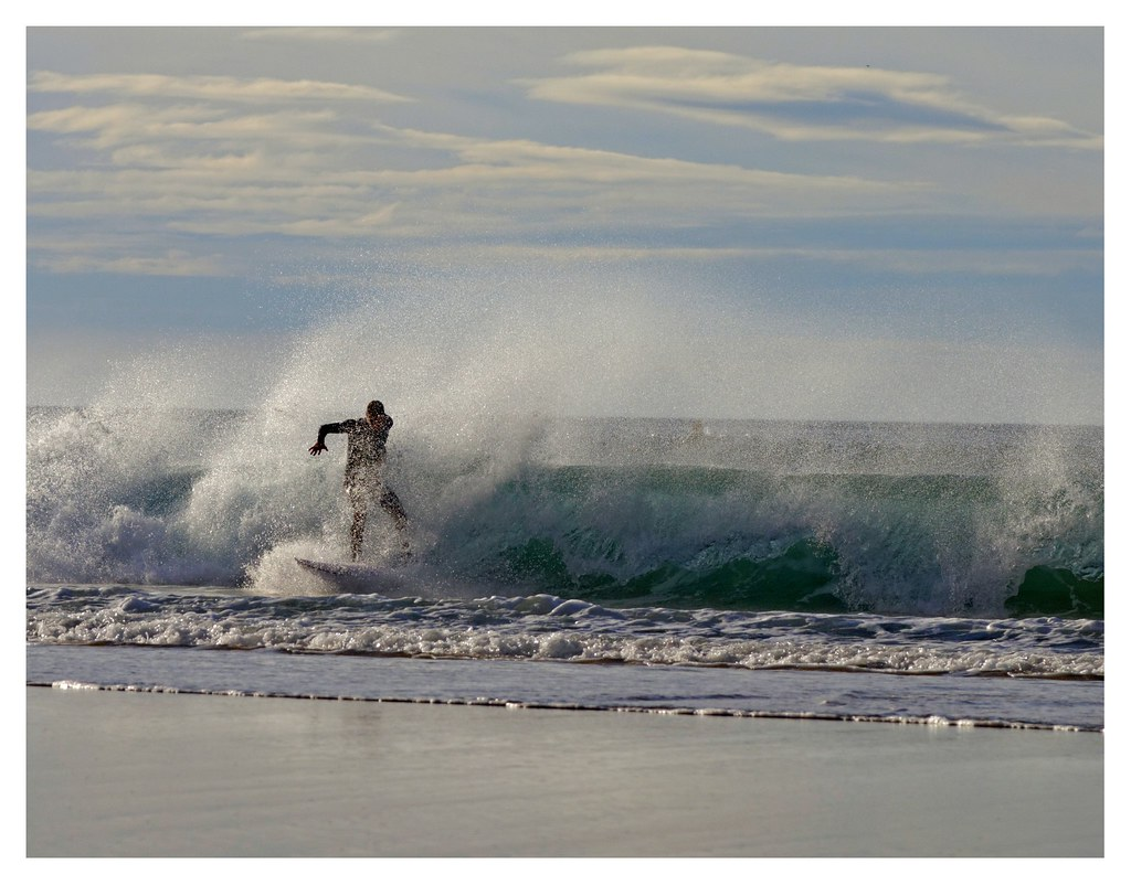 SAN SEBASTIAN SURF framed | SURFING SAN SEBASTIAN - ZURRIOLA… | Flickr
