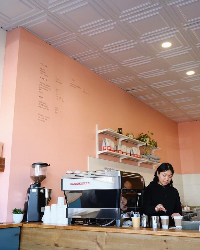 Modus Coffee Vancouver   West Broadway, Mount Pleasant