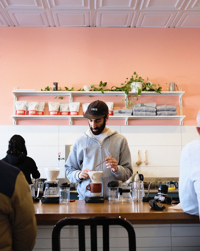 Modus Coffee Vancouver | West Broadway, Mount Pleasant