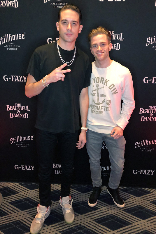G eazy nyc meet greet marked out image m4hsunfo