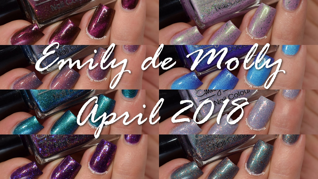 Emily De Molly April 2018 collection