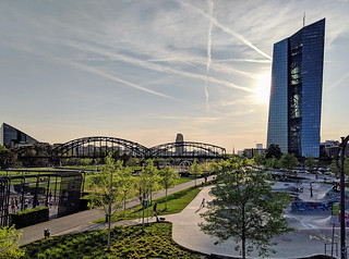 Frankfurt European Central Bank | by Aviller71