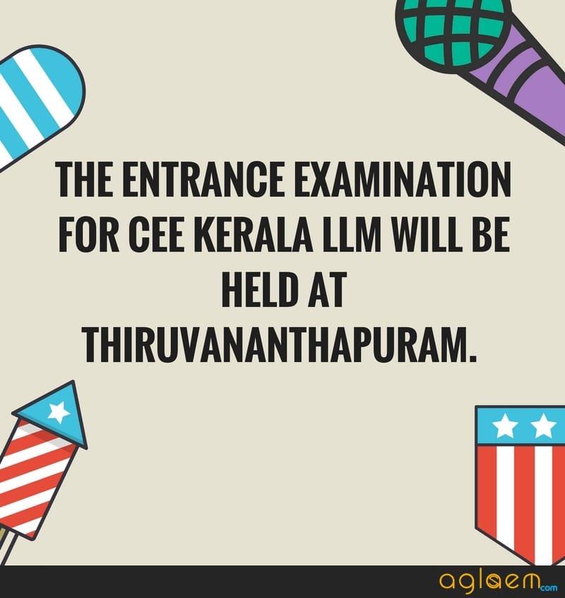 CEE Kerala LLM 2018