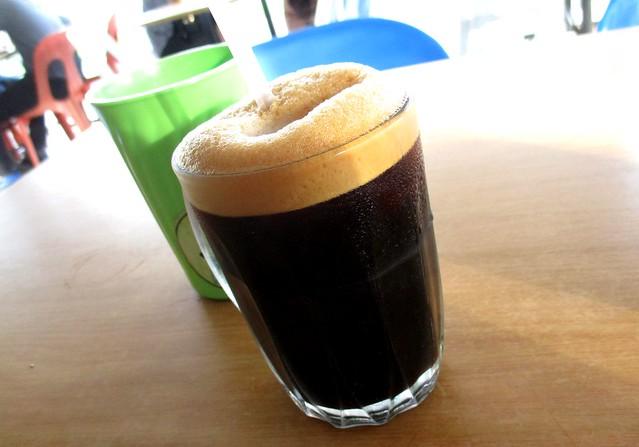 Kenyalang Cafe kopi-o-peng