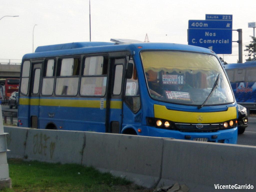 ... VicenteTransportes Transportes Santa Rosa | Maxibus Astor | Mercedes  Benz LO915 | By VicenteTransportes