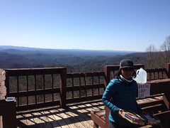 Mountaintown Overlook Sag