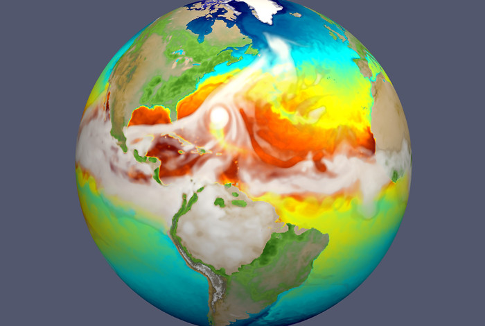 New high-resolution exascale Earth-modeling system announced for energy