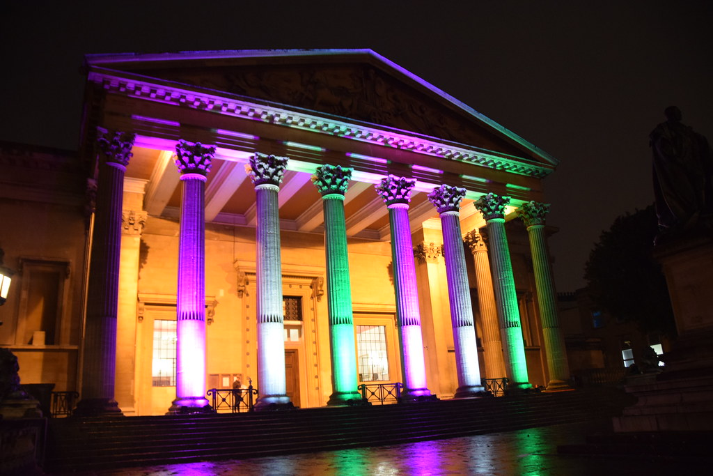 Bristol University Victoria Rooms