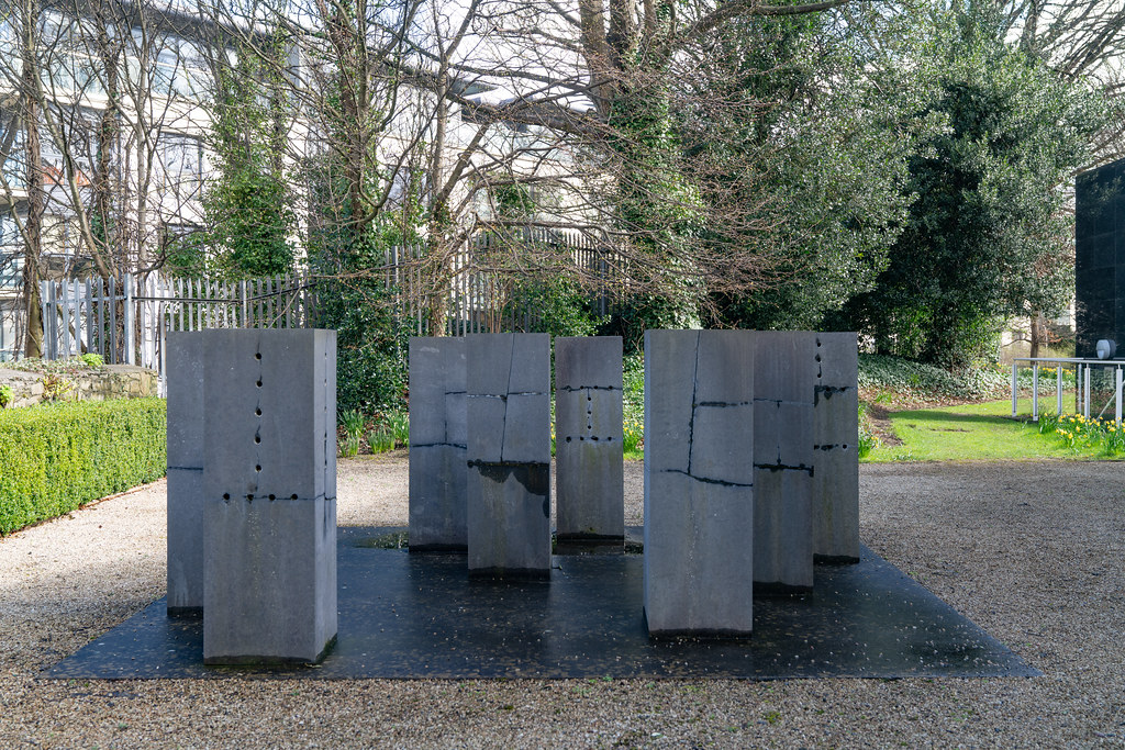 8 Limestones by Ulrich Rückriem [ It Is Not A Ventilation System ] 001
