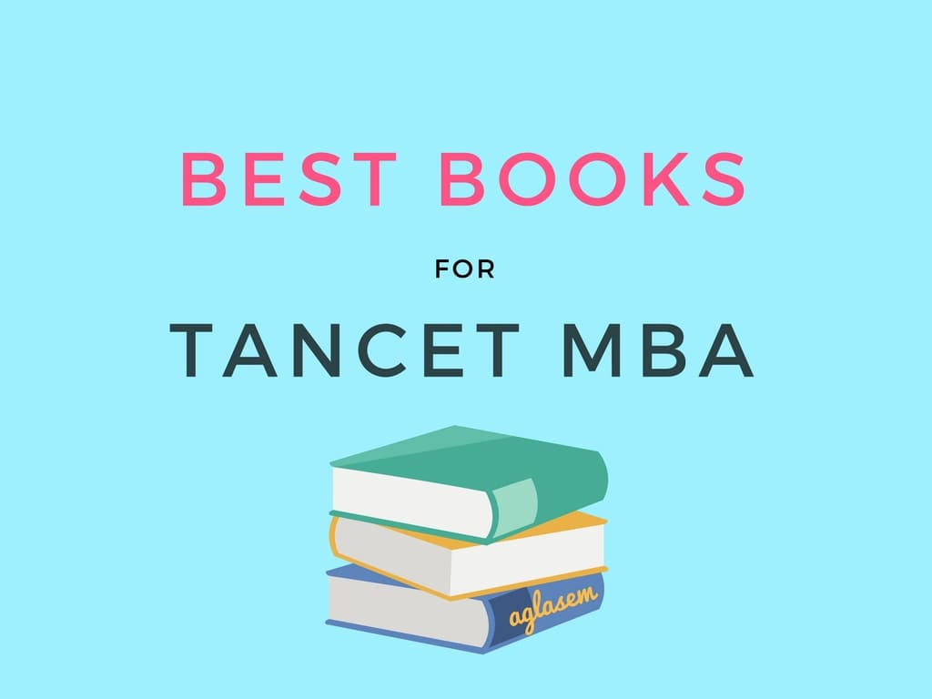 TANCET Books for MBA    Best Books To Prepare For TANCET 2018  %Post Title, %Post Category, AglaSem
