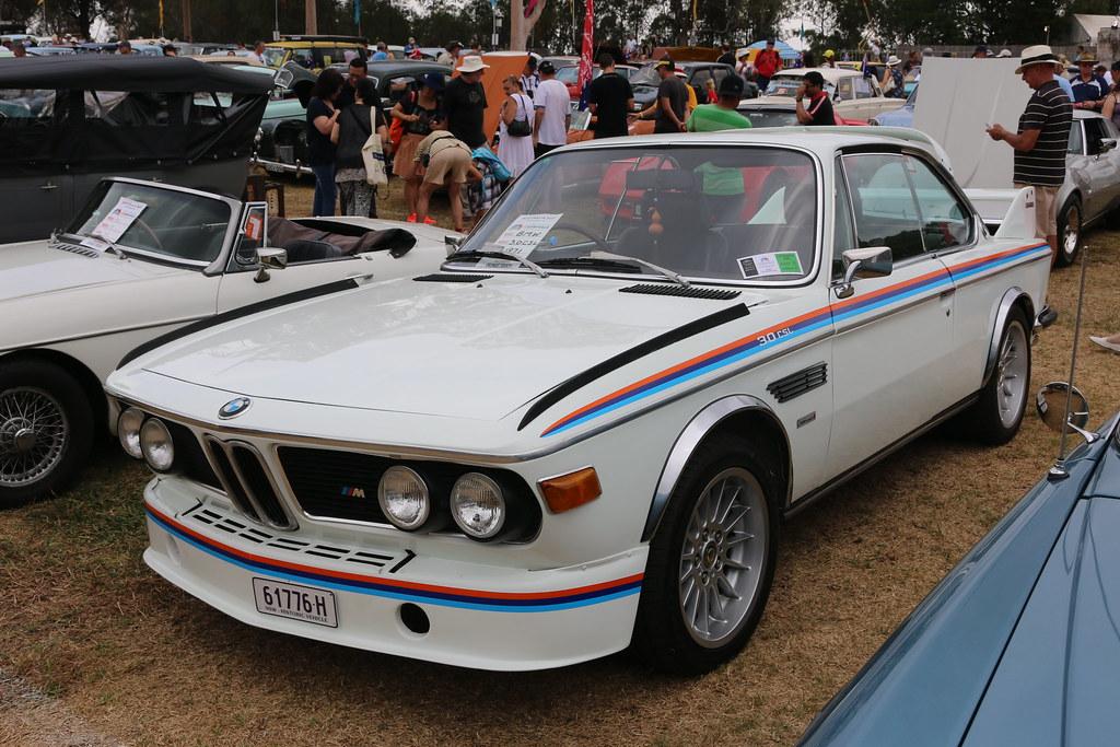 1971 BMW E9 3.0 CSL | CARnivale, Parramatta Park, NSW Austra ...