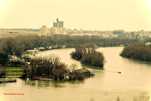 Belgrade on the Danube and Sava Rivers | by Maria Rosaria Sannino/images and words