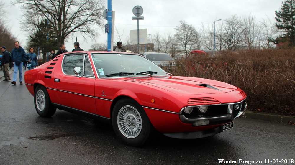 alfa romeo montreal 1972 31 me salon champenois du v hicul flickr. Black Bedroom Furniture Sets. Home Design Ideas