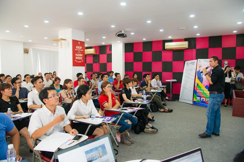 Chương trình đào tạo tối ưu các giải pháp Digital Marketing trong kinh doanh BĐS tại ERA Vietnam 9