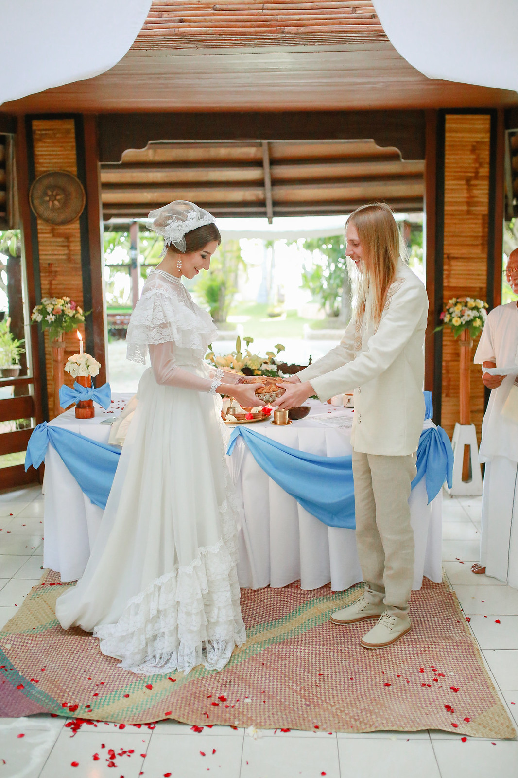 Hare Krishna Cebu Wedding, Cebu Destination Wedding