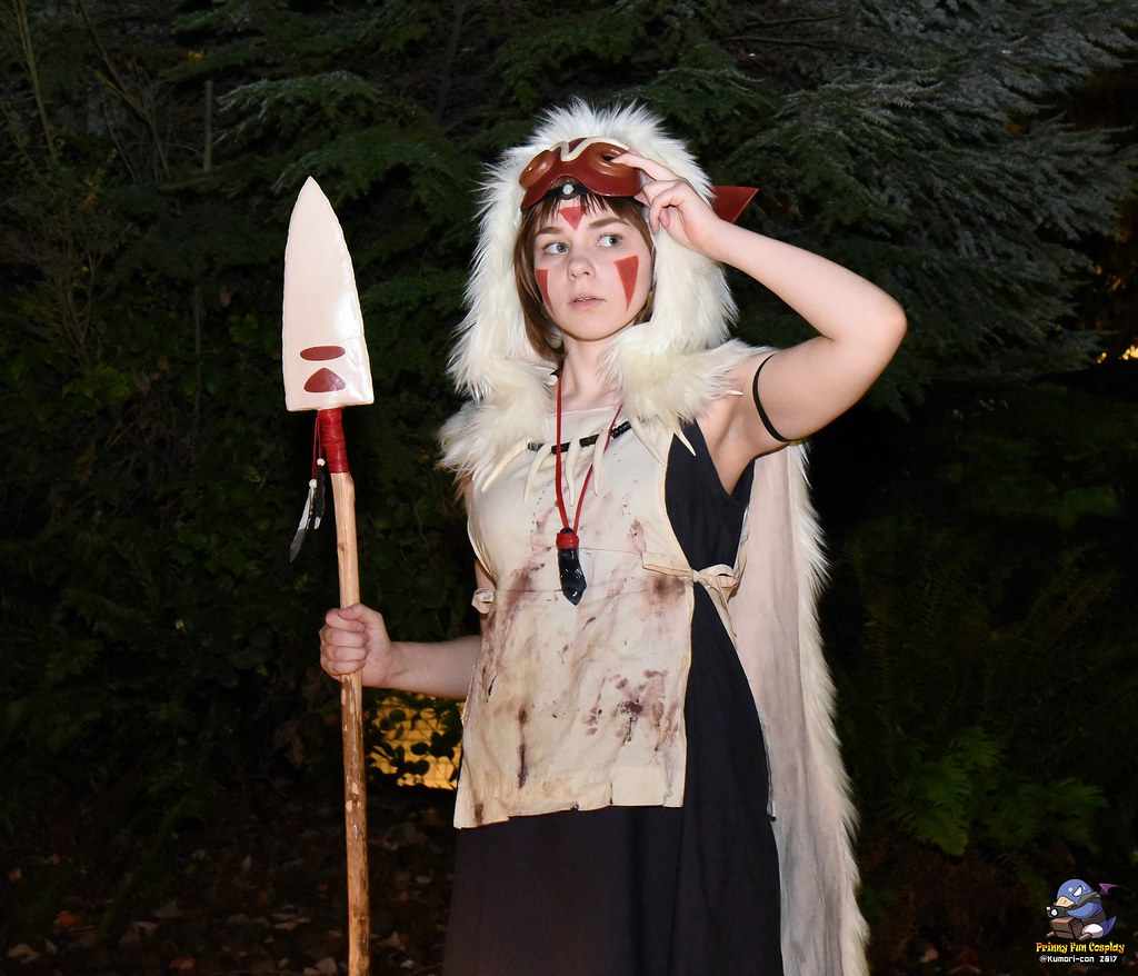 princess mononoke san dsc_9122 by prinny fun cosplay