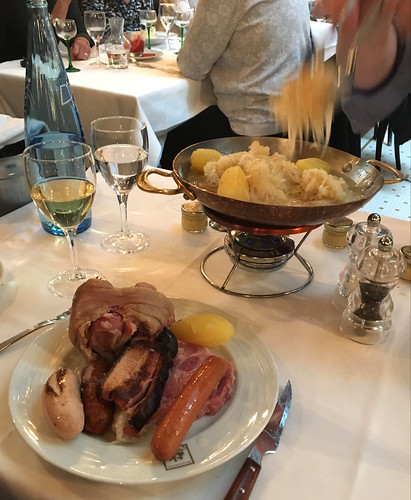 Long Sunday lunch at Bofinger | by chez loulou