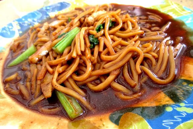 Choon Seng Foochow fried noodles