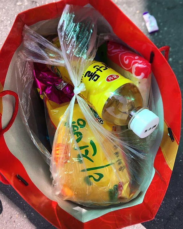 리진빵 [Lysine Bread] Health Food product According to WebMD