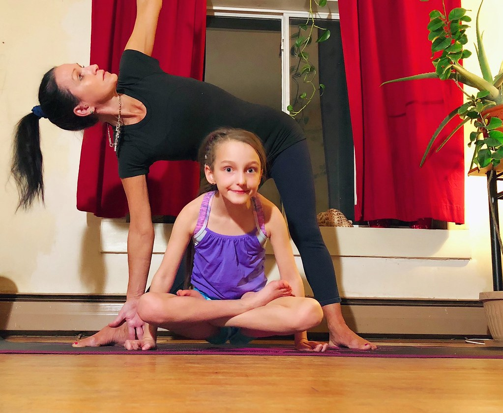 Image result for family yoga