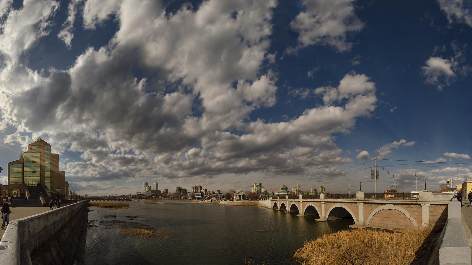 архитектурный фотограф Челябинск