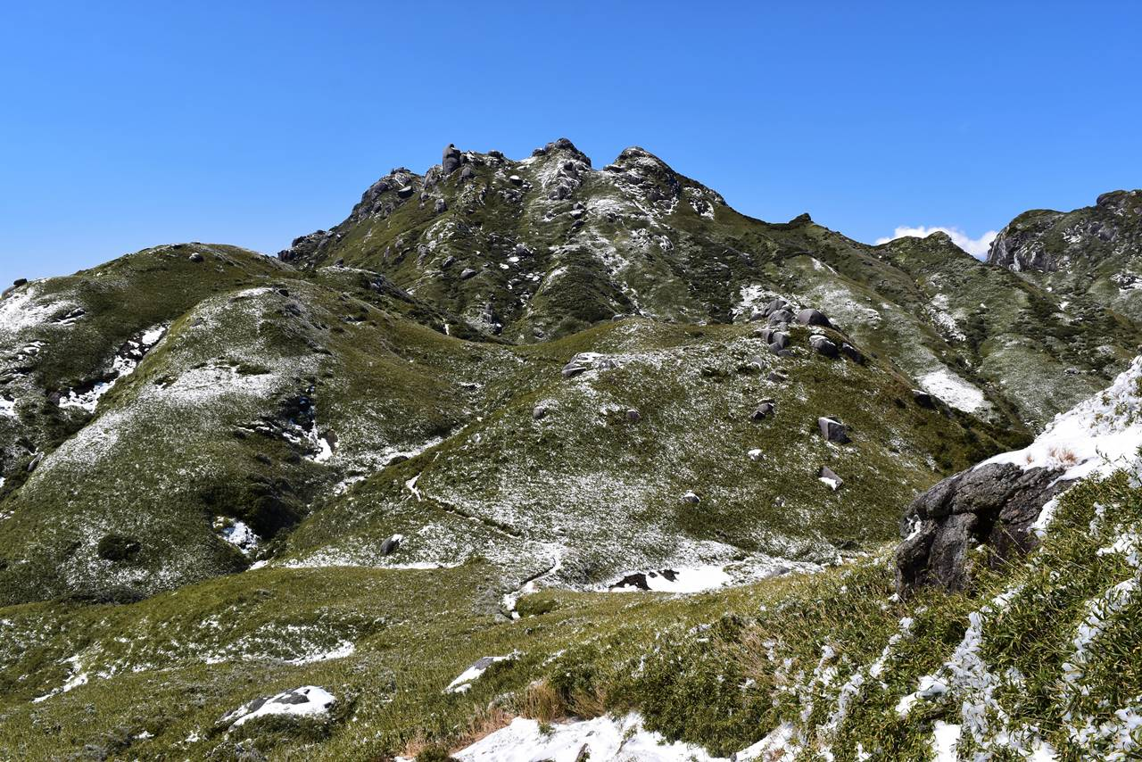 3月の屋久島・永田岳登山