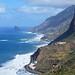 Taganana coast from Afur route, Anaga, Tenerife