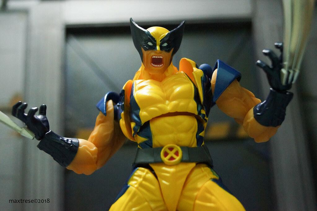 Revoltech Wolverine