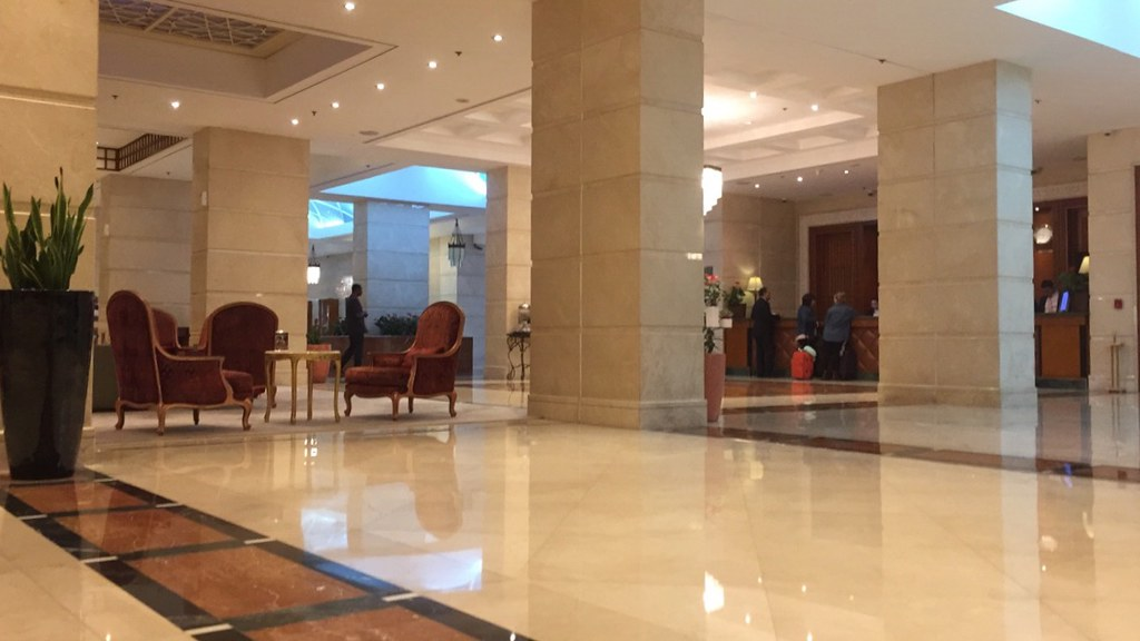 Airport Hotel Doha Hourly Rate