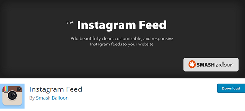 Instagram Photos WordPress