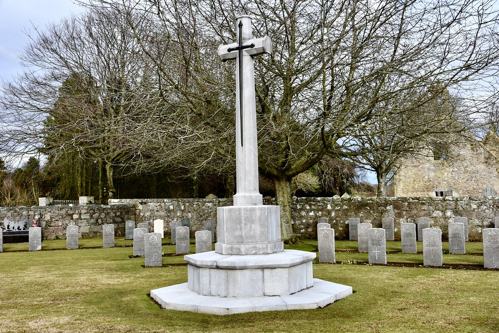 Dyce old cemetery